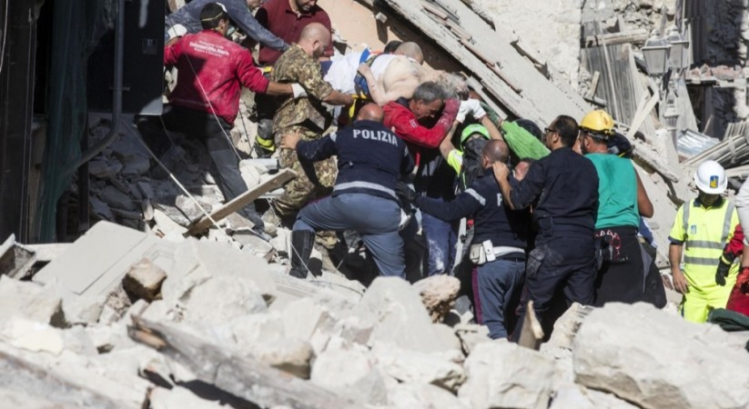 terremoto ischia anna maria bernini