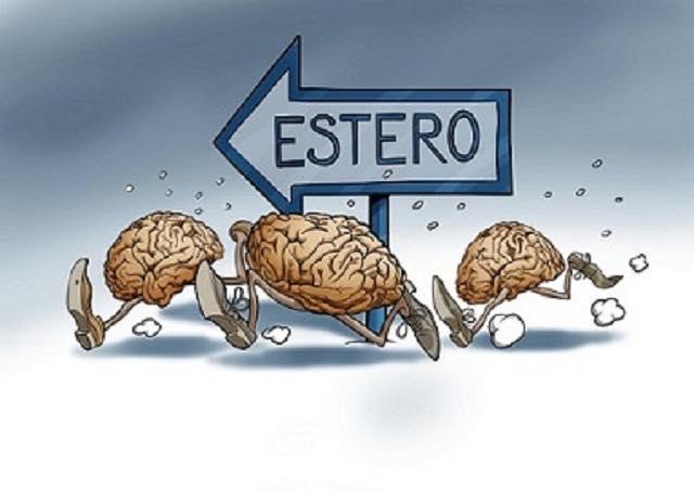 cervelli in fuga Bernini