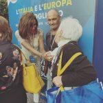 """Al convegno """"L'Italia e l'Europa"""""""