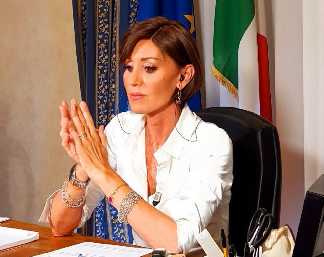 Emilia-Romagna e Governo - Anna Maria Bernini