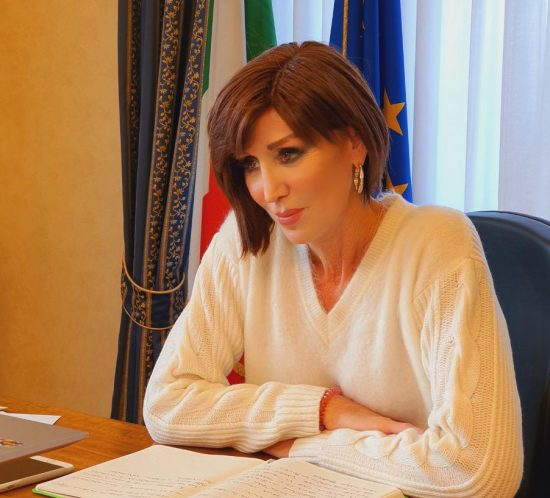 Anna Maria Bernini: tutti gli interventi di questa mattina a RaiNews24