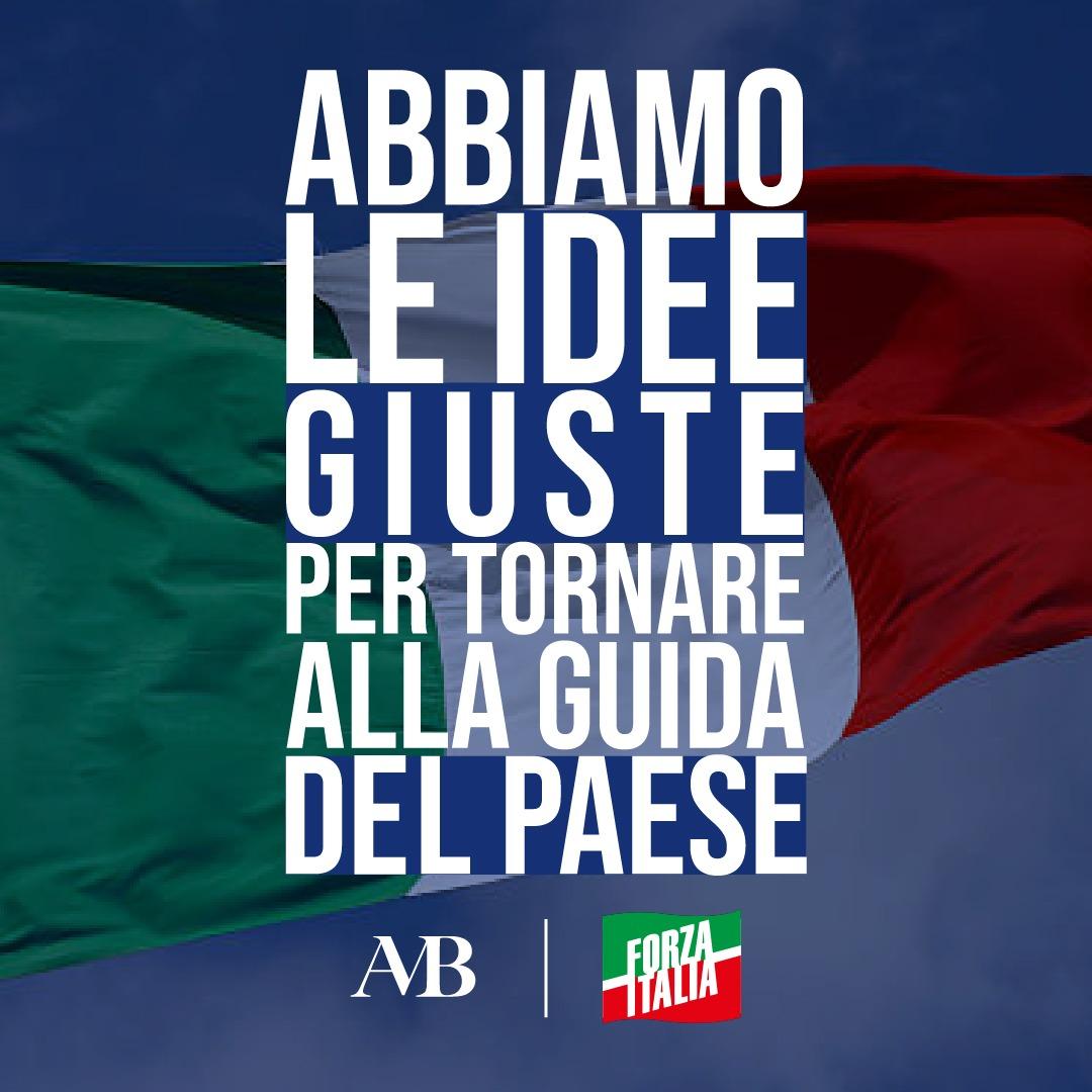 Bernini Abbiamo le idee giuste per tornare alla guida del Paese
