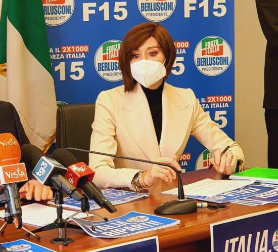 Bernini conferenza stampa riaperture